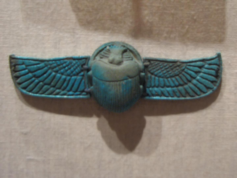 egyptian winged scarab - photo #23