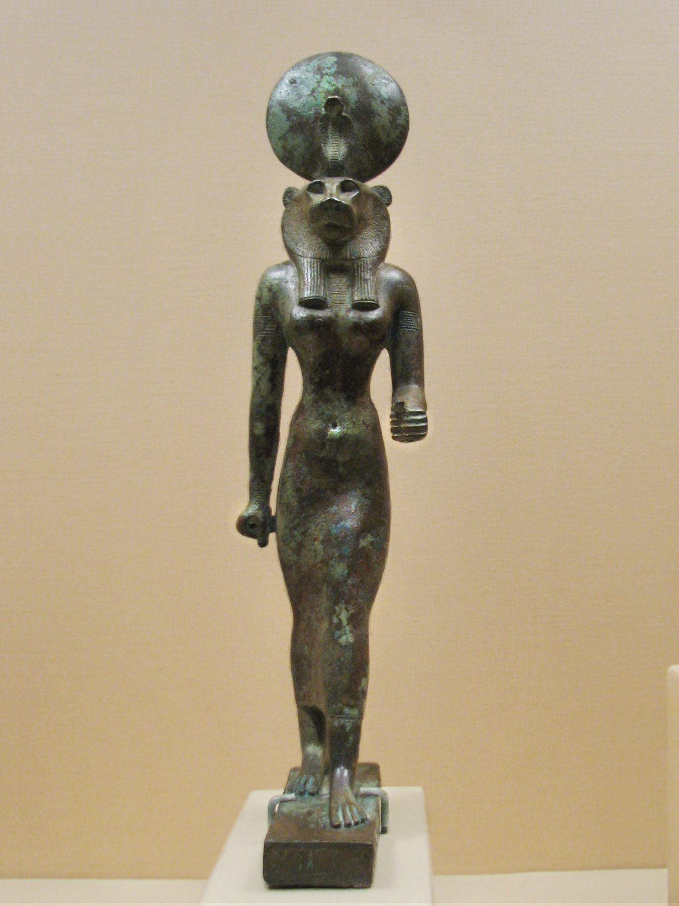 LACMA - Figurine of the  Wadjet