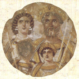 the life and times of marcus opellius macrinus Diadumenian was born on 14 september 208, named marcus opellius diadumenianus, to macrinus, the praetorian prefect and future emperor, and his possibly fictitious wife nonia celsa macrinus declared himself emperor on 11 april 217, three days after emperor caracalla was assassinated.